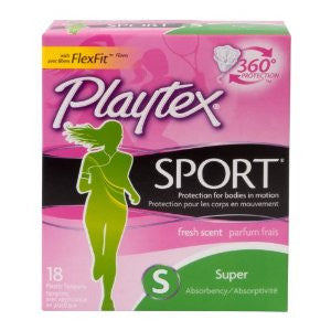 Playtex Sport Super Tampons