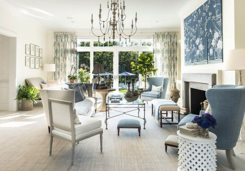 The New Traditional Interior Style Defined and How to Master It