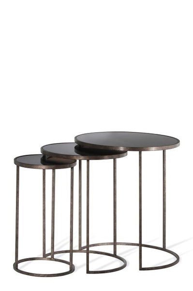 Good-Looking Black Nest Of Tables
