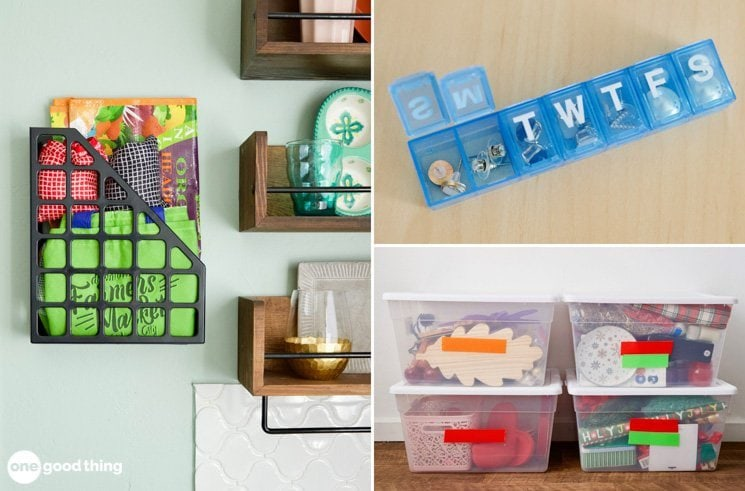 7 Cheap And Easy Ways To Get More Organized In A Hurry