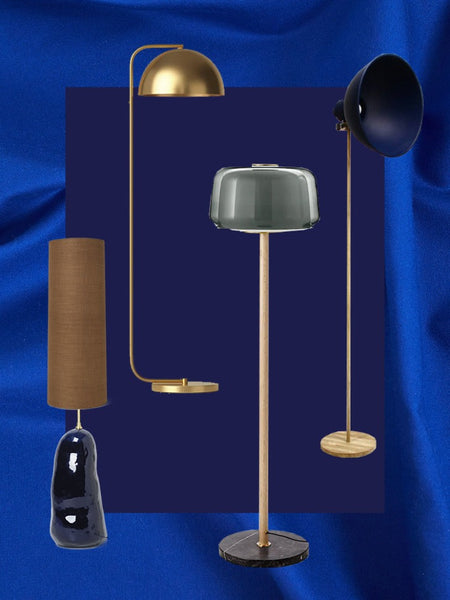 9 Under-$300 Floor Lamps That Will Light Up Your Living Room
