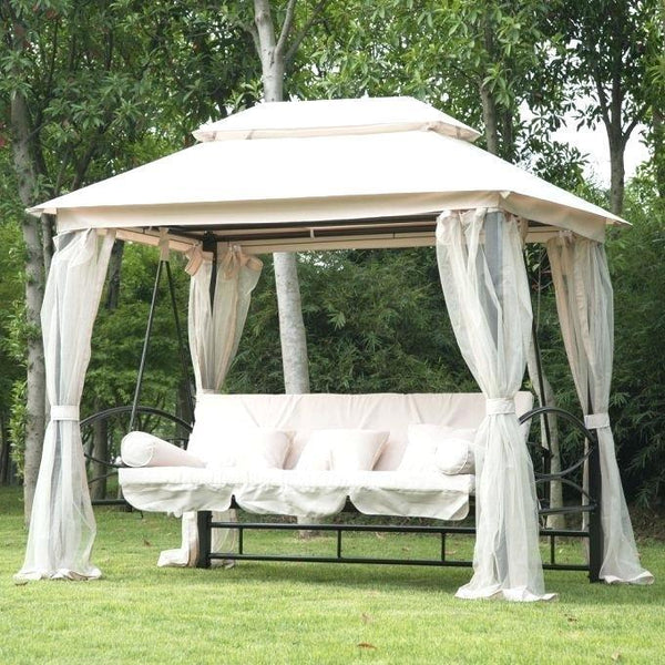 Amazing Outdoor Furniture With Canopy