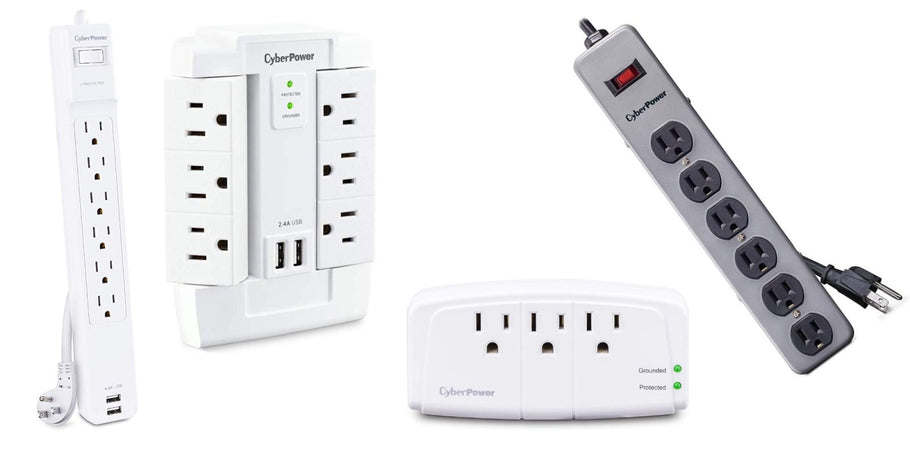 Amazons Black Friday Gold Box has CyberPower surge protectors on sale from $5