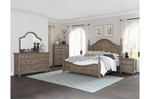 Lavonia 4PC Queen Bedroom Set