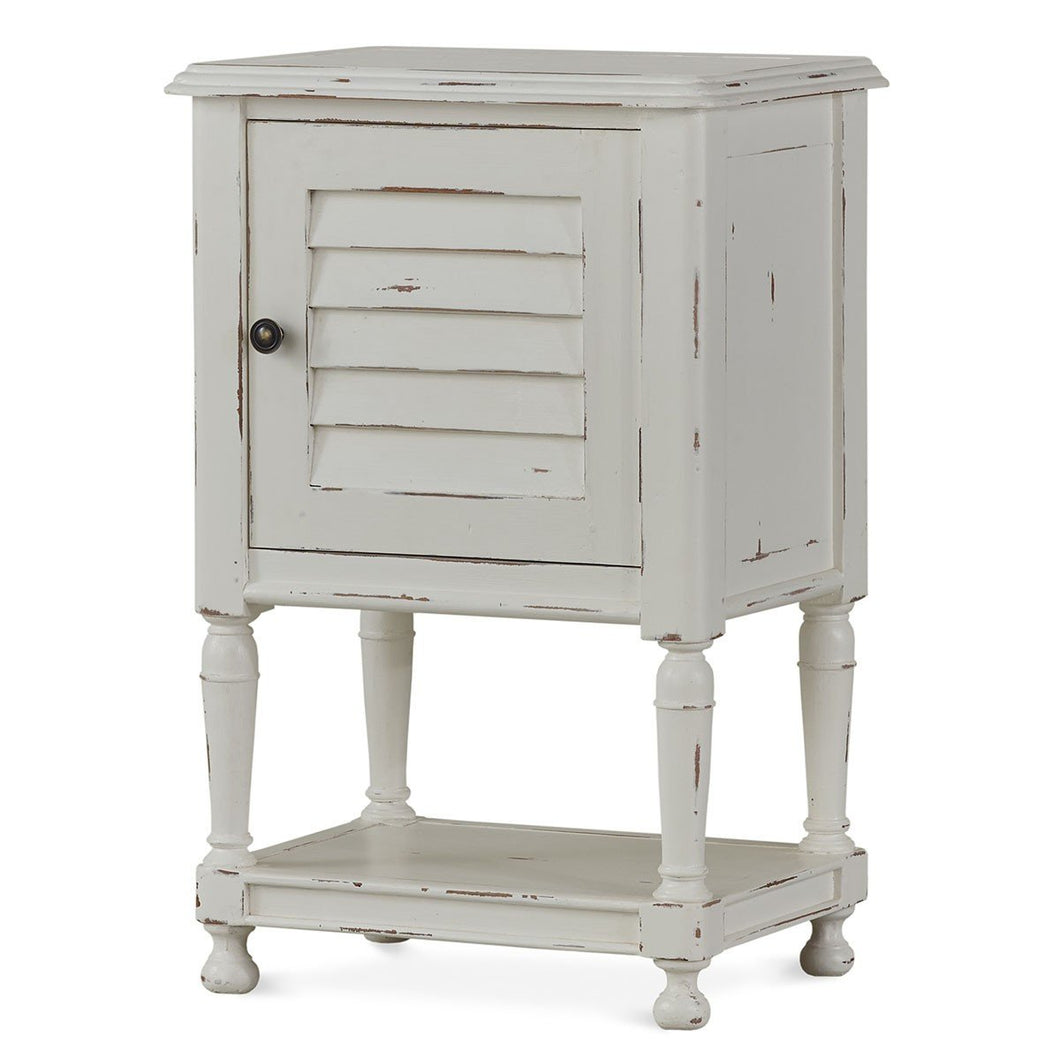 French Country Distressed Nightstand (NO SHIPPING. CALL FOR PICK-UP & DELIVERY OPTIONS)