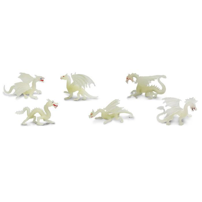 Glow-in-the-Dark Dragons TOOB®