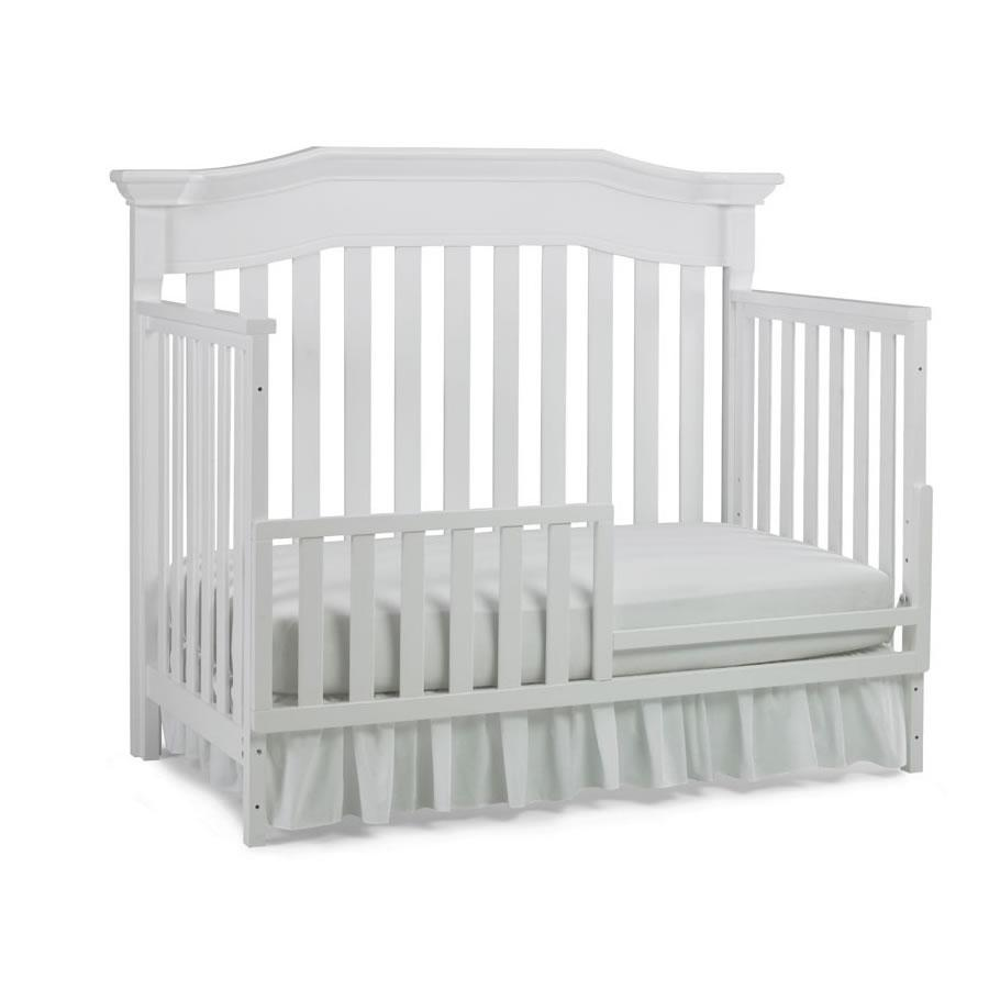 Dolce Babi Universal Guard Rails in Snow White