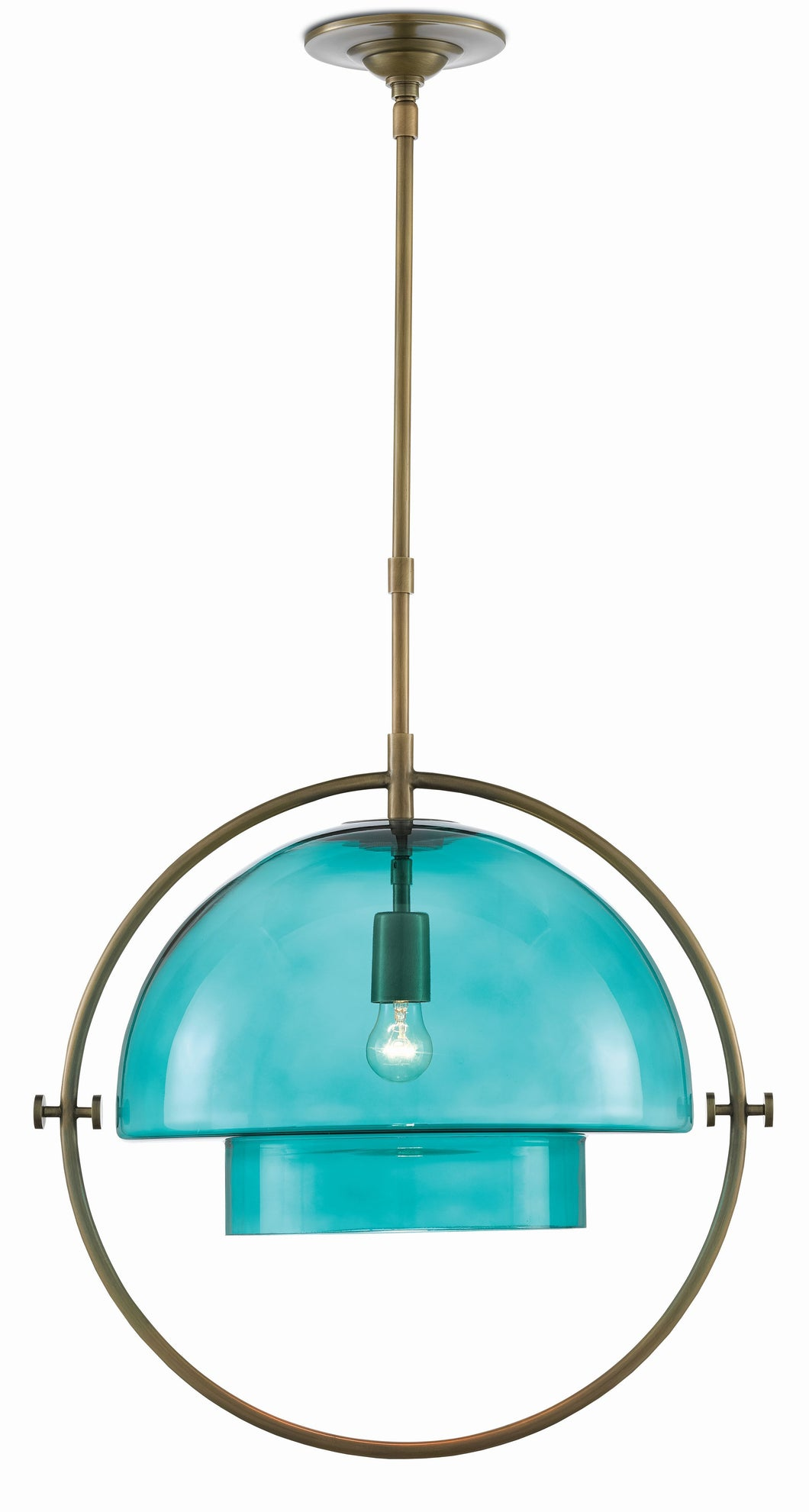 Astrid Pendant design by Currey & Company