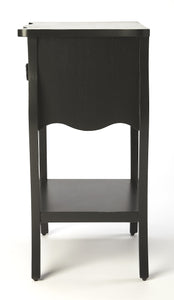 Rochelle Black End Table