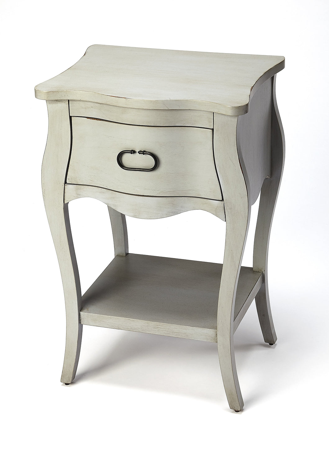 Rochelle Gray End Table
