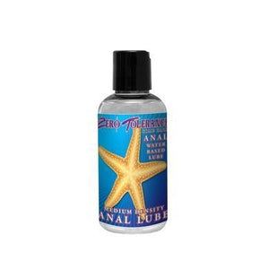 Anal Lube Water Based 4 oz