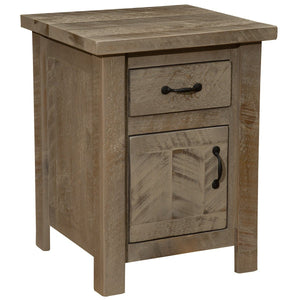 Frontier Enclosed Nightstand