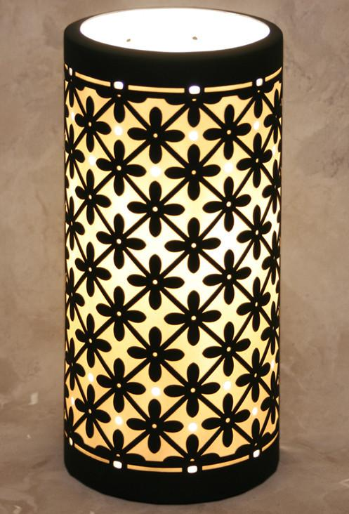 Lamp - Porcelain Silhouette - Marrakesh