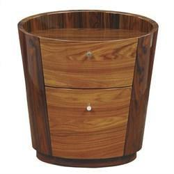 New York Kokuten Night Stand in Glossy Kokuten