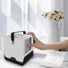 Load image into Gallery viewer, Portable Mini Air Conditioner Cool Cooling For Bedroom Artic Cooler Fan