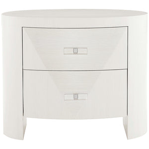 Axiom Oval Nightstand