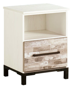Evanni Multi One Drawer Night Stand