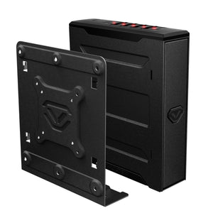 Vaultek SE20 Compact Rugged Slider Pistol Safe - Non Bluetooth