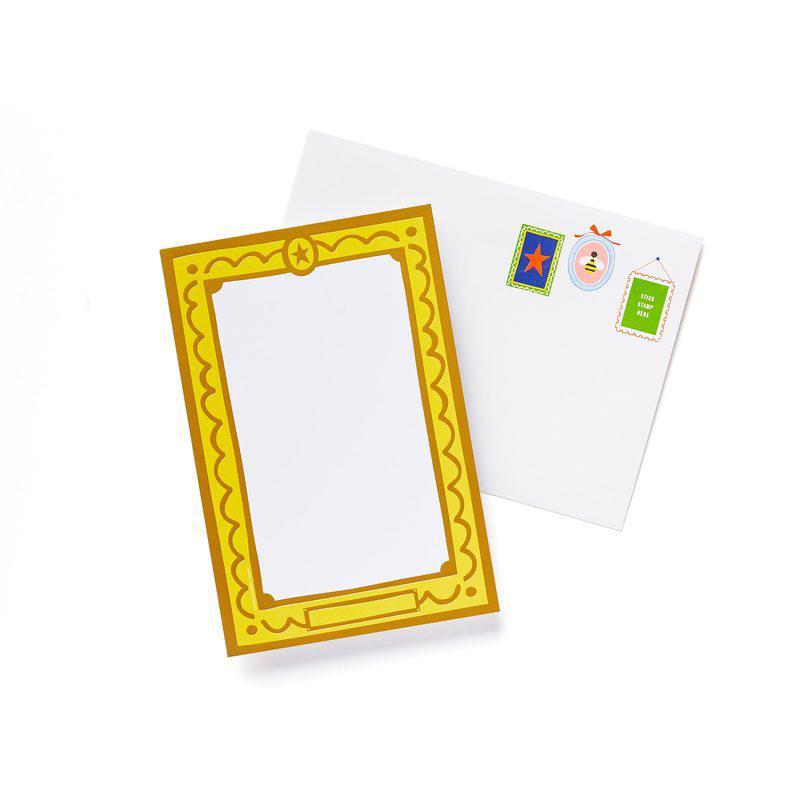 (Your Art Here) Frame Card