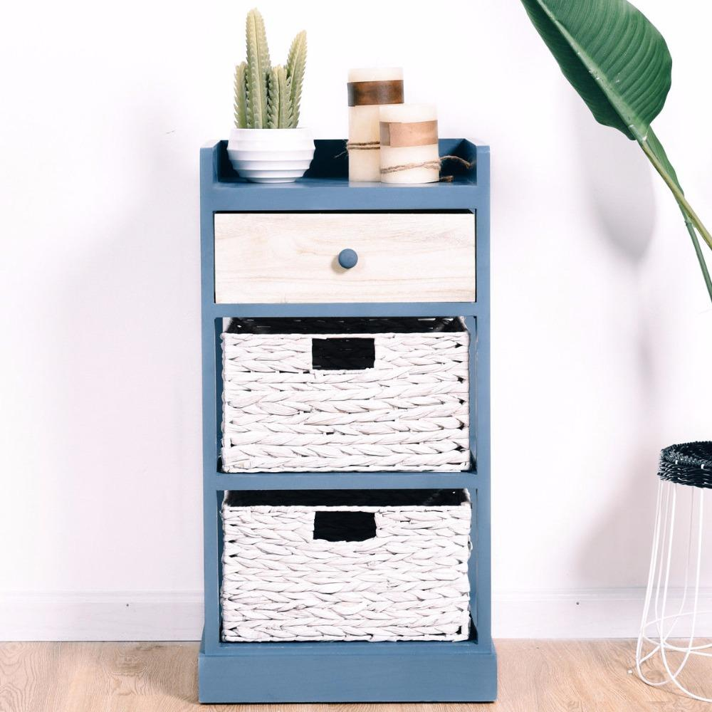 Eye Catching Chest Cabinet Storage Organizer