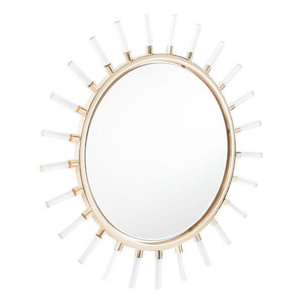 Zuo Sunglight Mirror Gold