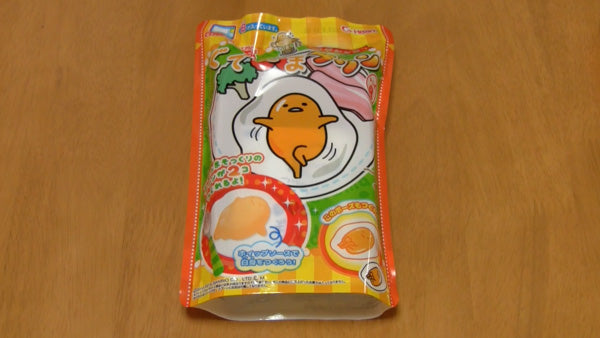 Gudetama DIY Pudding Kit from Japan