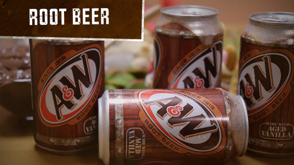Root Beer Soda