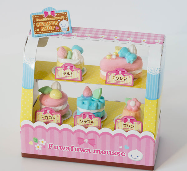 Finish Fuwa Fuwa Mousse Clay Sweets Shop Kit