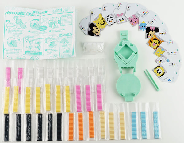Tsum tsum eraser kit contents