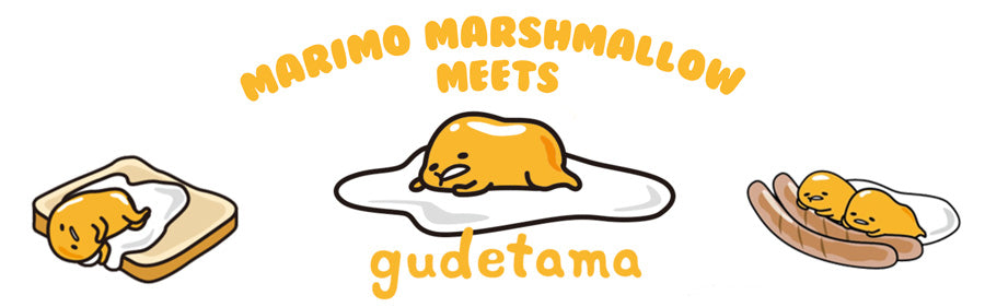 See our complete collection of Gudetama products!
