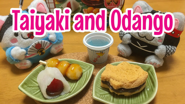 Taiyaki and Odango YouTube Video