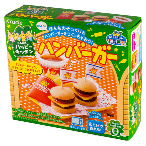 Hamburger DIY Candy Kit