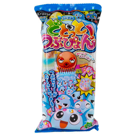 Dodotto Tsubu Pyon DIY Candy Kit (Soda)