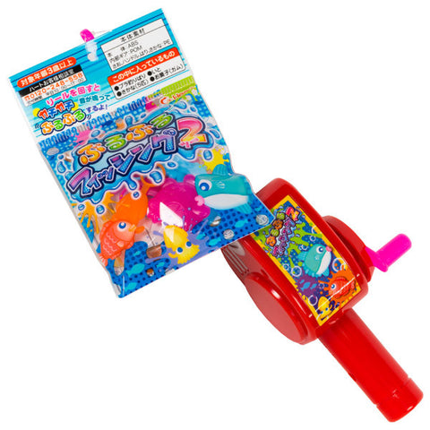 Fishing Pole Candy (Red)