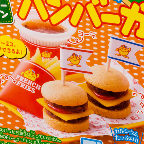 Candy Hamburgers Kit - Marimo Marshmallow Store