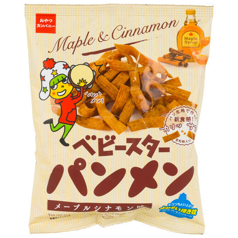 Maple Cinnamon Panmen