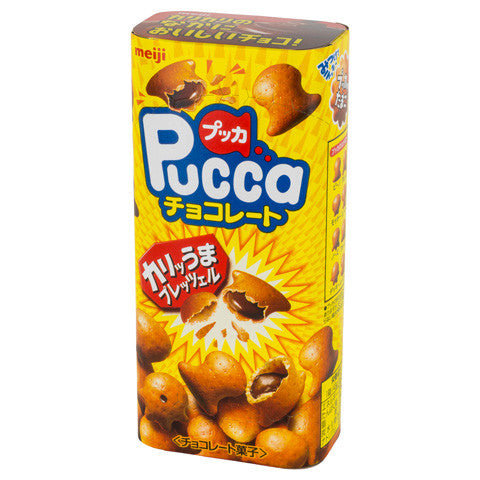 Pucca Chocolate Cream Crackers
