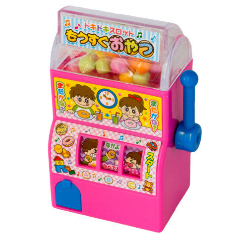 Candy Slot Machine - Pink