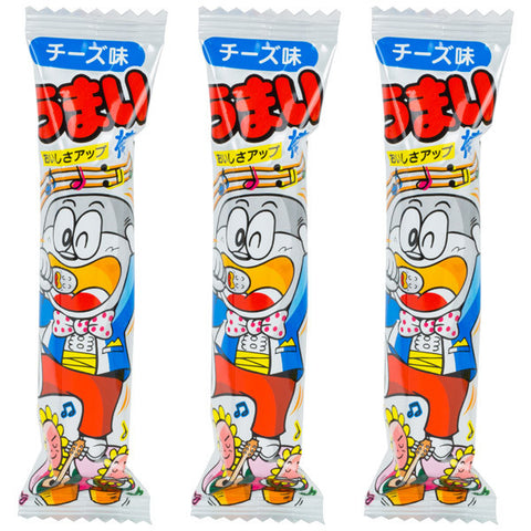 Cheese Umaibo (3 Pack)