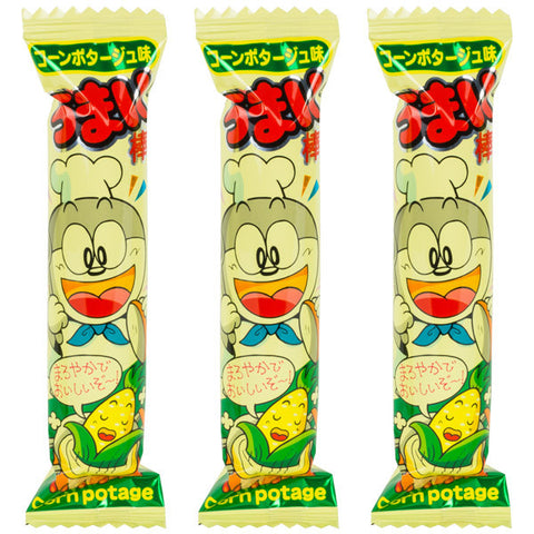 Corn Soup Umaibo (3 Pack)