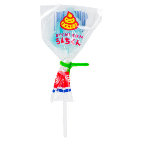 Clear Unchikun Lollipop (3 Pack) - Marimo Marshmallow Store