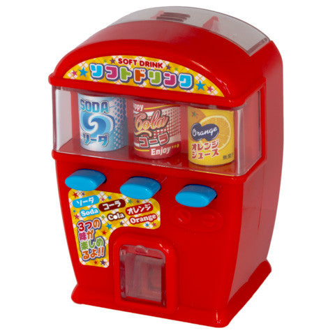 Candy Vending Machine - Red