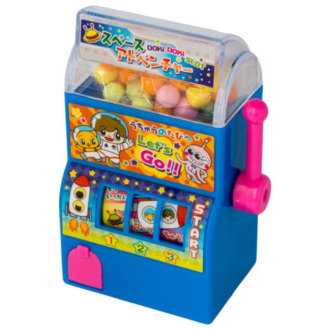 Candy Slot Machine - Blue