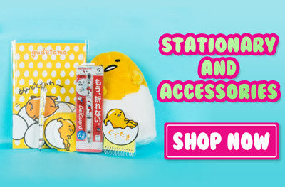 Browse our collection of cute and crazy Japanese stationary and accessories imported from Japan