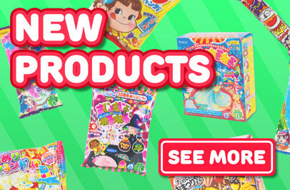 The latest candy, DIY kits and snacks from Japan