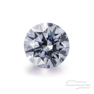 .12ct Authentic Australian Blue Argyle Diamond - BL2
