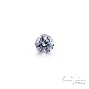 .01ct Authentic Australian Blue Argyle Diamond - BL2
