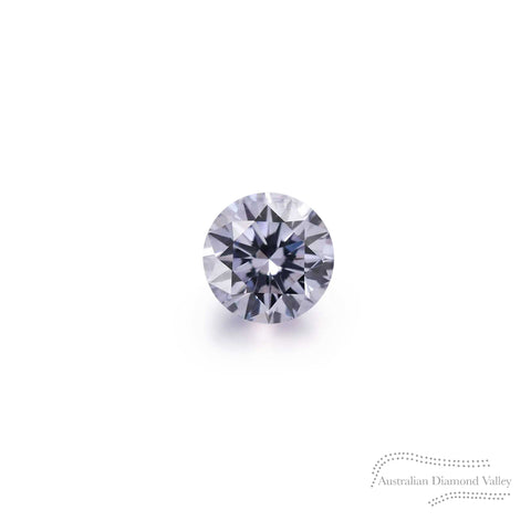 .02ct Authentic Australian Blue Argyle Diamond - BL2