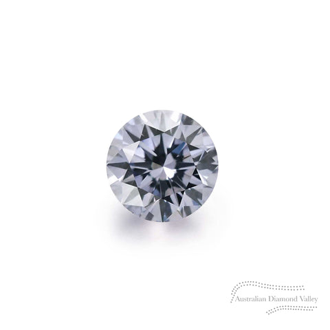 .06ct Authentic Australian Blue Argyle Diamond - BL2