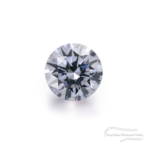 .07ct Authentic Australian Blue Argyle Diamond - BL2
